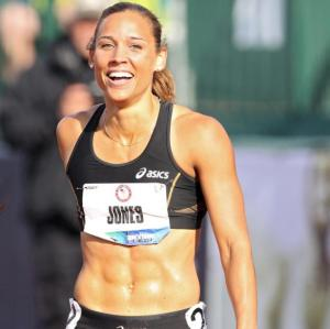 Lolo Jones Olympic hurdler