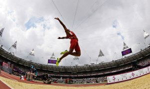 Ashot Eaton: Heptathlon London 2012.