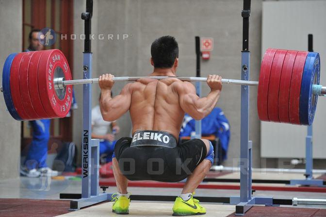 Back Squat Challenge
